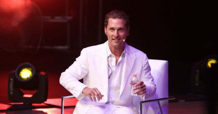 Matthew McConaughey wird 51.