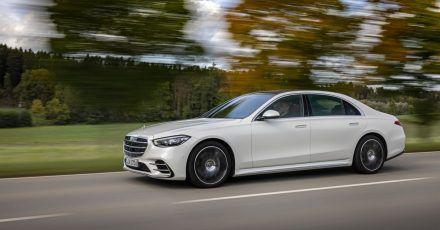 Mehr Komfort und mehr intelligente Bordtechnik: Mit der neuen S-Klasse erreicht Mercedes die nächste Entwicklungsstufe.