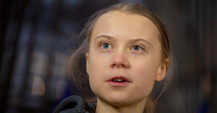 Greta Thunberg hat zurückgetwittert.