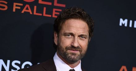 Gerard Butler bei der Premiere von «Angel Has Fallen» in Los Angeles.