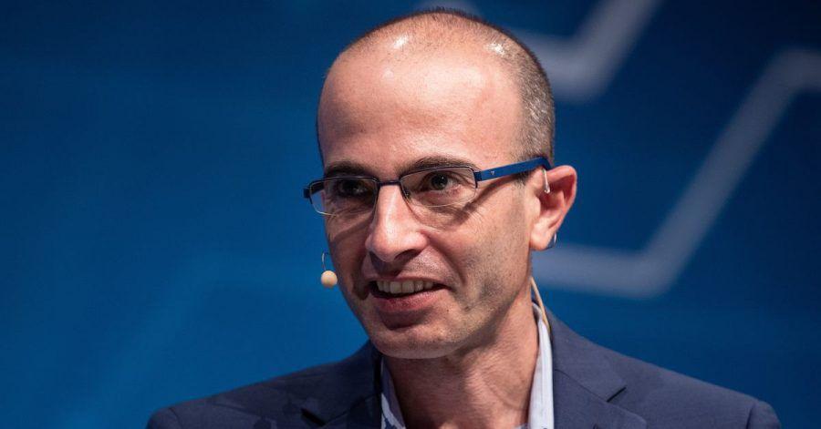 Yuval Noah Harari wünscht Joe Biden viel Glück in seinem neuen Amt.