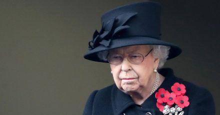Königin Elizabeth II. spendet den Opfern des Tropensturms «Eta» Trost.
