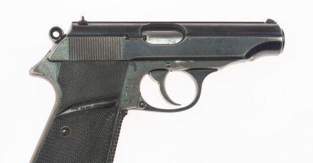 Die Waffe wird auf 150.000 bis 200.000 Dollar geschätzt.