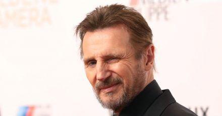 Liam Neeson dreht nicht zum ersten Mal in Berlin.