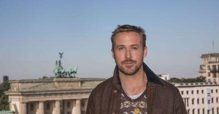 Ryan Gosling 2017 in Berlin. Heute feiert der Schauspieler seinen 40. Geburtstag.