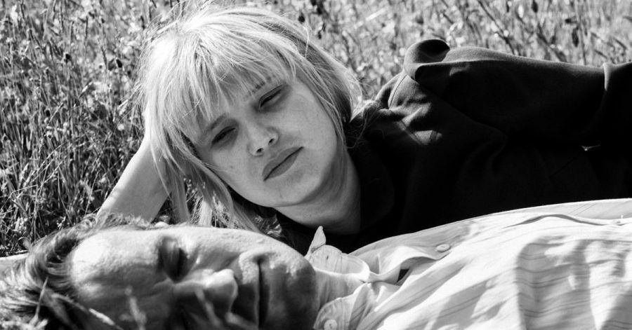 Zula (Joanna Kulig) gesteht Wiktor (Tomasz Kot) ihre Liebe.