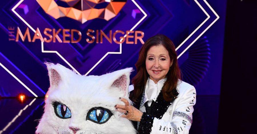 Vicky Leandros im Kostüm der Figur «Die Katze» im Halbfinale der ProSieben-Show «The Masked Singer»