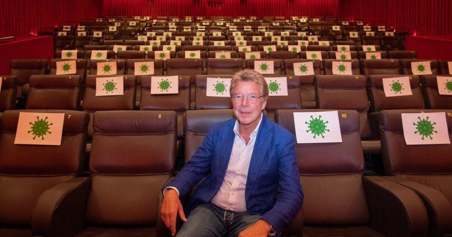 Hans-Joachim Flebbe hofft, dass die Kinos im Dezember wieder öffnen dürfen.