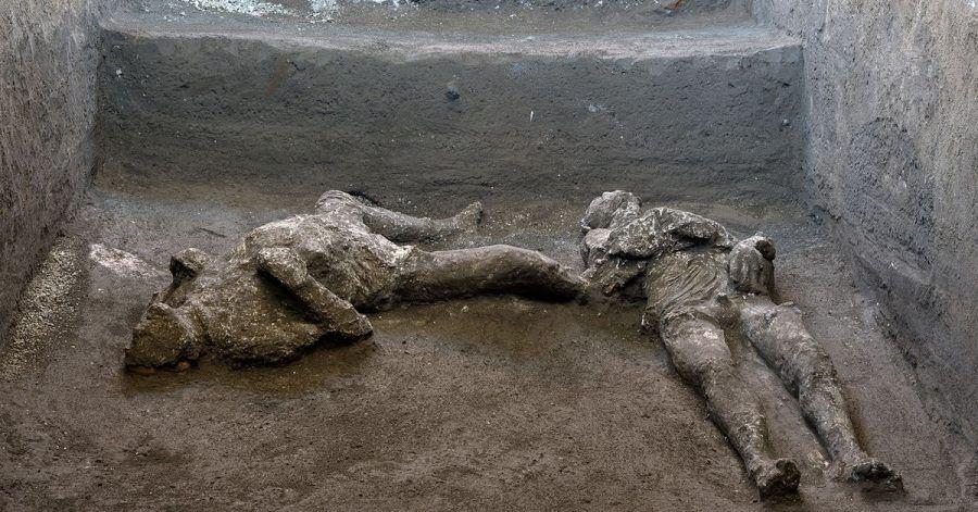 Pompeji: Alltagsdetails von Vulkan-Opfern erforscht