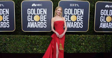 Wegen ihrer Größe fühlte sich Nicole Kidman als Jugendliche unsicher.