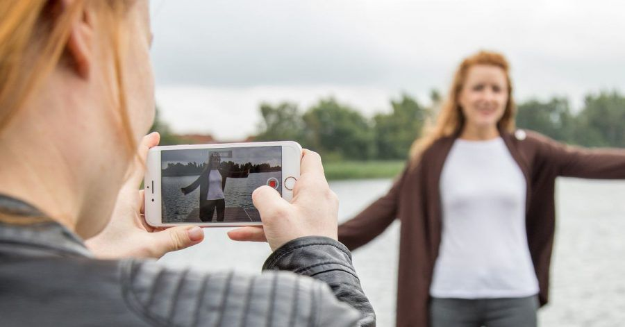 Wer macht die besten Videos?Mit Spotlight eifert Snapchat unter anderem Tiktok nach.