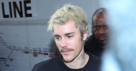 Justin Bieber ist enttäuscht.