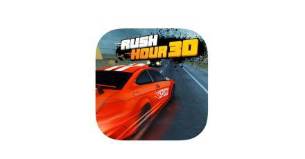 Rasante Verfolgungsjagden bietet das Spiel «Rush Hour 3D».