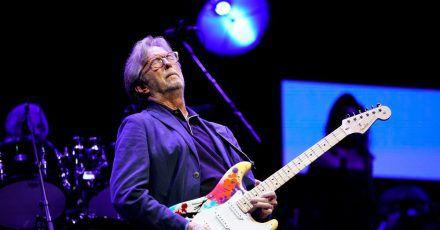 Eric Clapton tut Gutes.