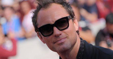 Nach den Dreharbeiten zu «Contagion» hat Jude Law eine Zeit lang große Angst.