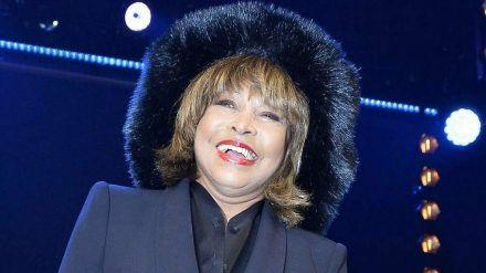 Tina Turner bei einem Auftritt in Hamburg. (hub/spot)