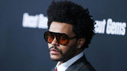 The Weeknd ohne Halloween-Kostüm. (ncz/spot)