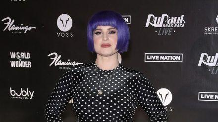 40 Kilo abgenommen: So sah Kelly Osbourne Anfang 2020 aus. (ncz/spot)