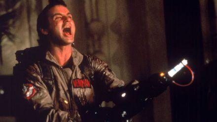 """Vertreibt schlechte Laune so zielsicher wie Geister: Bill Murray als """"Ghostbuster"""" Peter Venkman. (ncz/stk/spot)"""