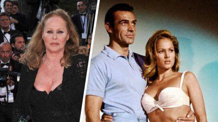 Ursula Andress gab an der Seite von Sean Connery das erste Bond-Girl. (cos/spot)