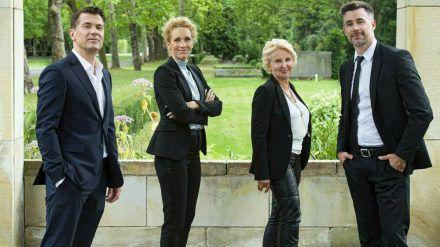 """Einige """"Verbotene Liebe""""-Stars feiern in der Neuauflage ein Comeback. (jom/spot)"""
