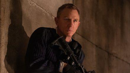 """""""Keine Zeit zu sterben"""": Daniel Craig in seinem nächsten und zugleich letzten Einsatz als James Bond. (stk/spot)"""