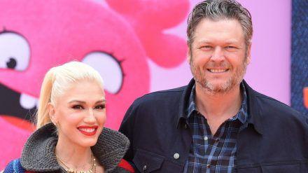 Blake Shelton und Gwen Stefani sind verlobt (ili/spot)
