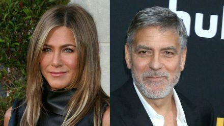 Jennifer Aniston und George Clooney spenden für den guten Zweck. (ili/spot)