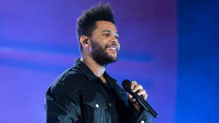 The Weeknd kann auch auf Spanisch singen. (jom/spot)