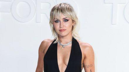 Miley Cyrus ist akutell Single. (eee/spot)