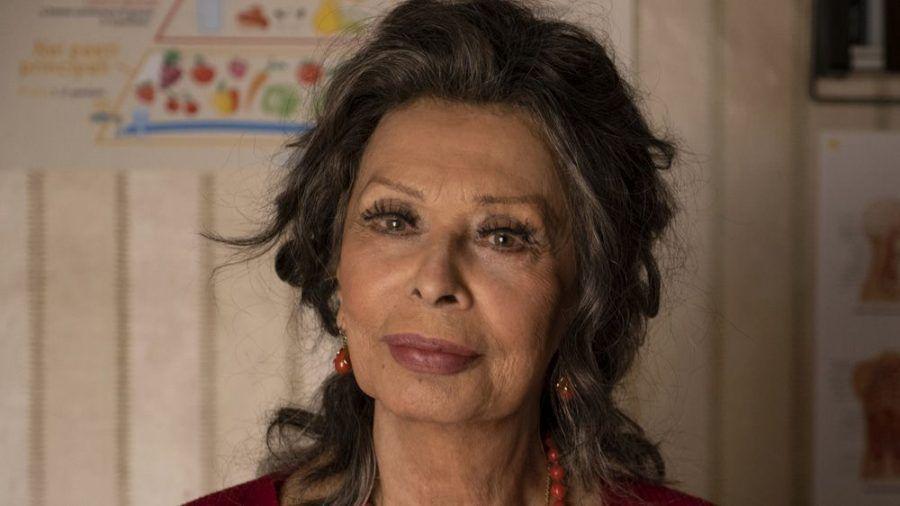 "Sophia Loren als Madame Rosa in ""Du hast das Leben vor dir"". (cam/spot)"