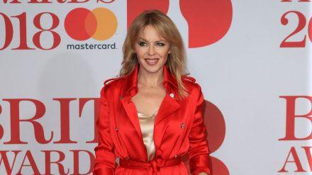 """Kylie Minogue brachte gerade ihr fünfzehntes Studioalbum """"Disco"""" auf den Markt (wag/spot)"""