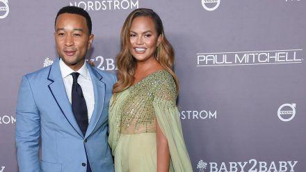 John Legend und Chrissy Teigen sind glühende Demokraten (wag/spot)