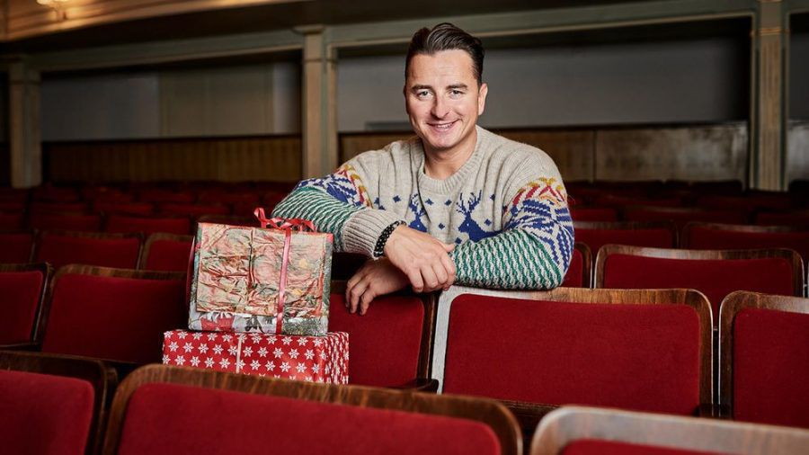 Andreas Gabalier ist ein echter Weihnachts-Fan. (wag/spot)