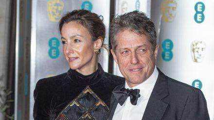 Hugh Grant und Anna Eberstein sind seit 2018 verheiratet. (cam/spot)