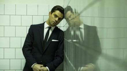 Gefährlicher Einsatz in Berlin: Dominic Cooper als britischer MI6-Agent Fielding Scott. (stk/spot)