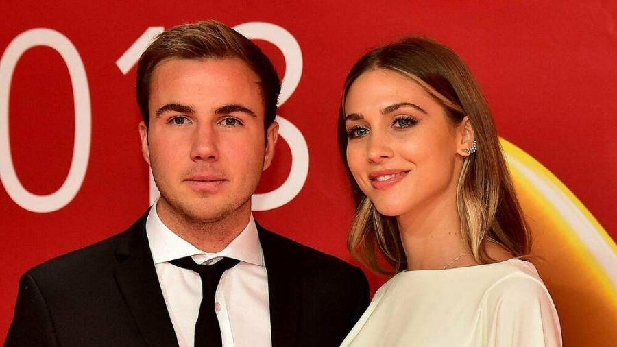 Ann-Kathrin und Mario Götze sind seit 2018 verheiratet. (ili/spot)
