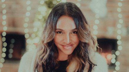 """Mit """"Der Weihnachtsgedanke"""" veröffentlicht Cassandra Steen ihr erstes Weihnachtsalbum. (tae/spot)"""