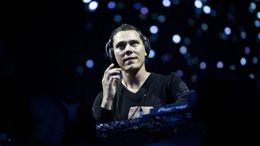 DJ Tiësto bei einem Auftritt in Gothenburg 2011 (jru/spot)