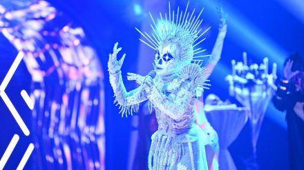 Das Skelett verzaubert die Zuschauer bei jedem Auftritt. (jom/spot)