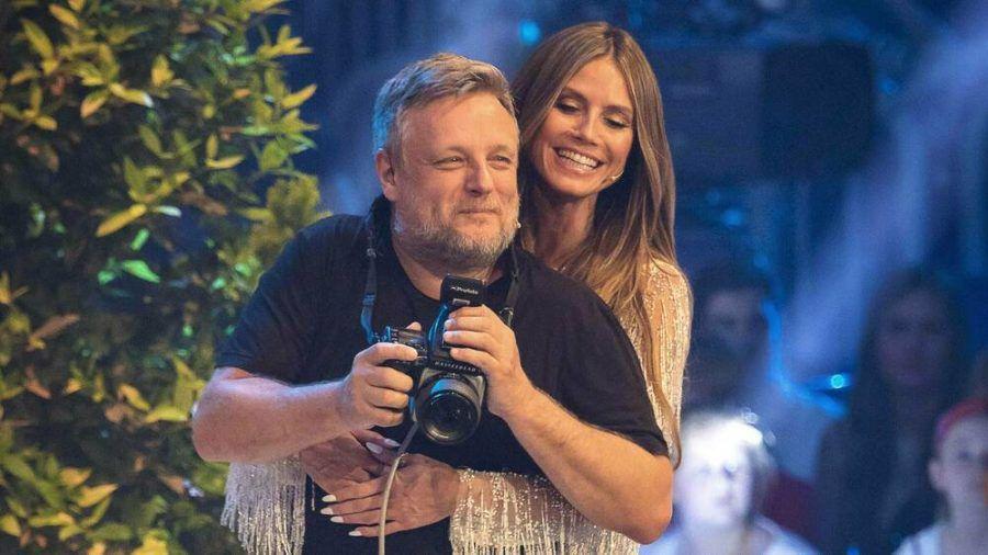 Rankin und Heidi Klum arbeiten schon seit vielen Jahren zusammen. (cos/spot)