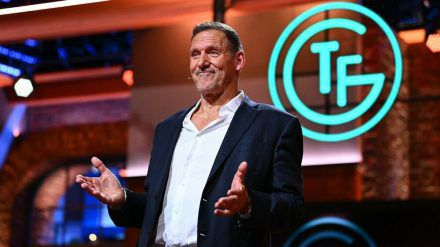 Ralf Moeller probiert sich als Gastgeber einer neuen Late-Night-Show. (jom/spot)