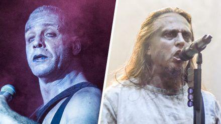 Till Lindemann (l.) und Peter Tägtgren machen nicht weiter zusammen Musik. (cos/spot)