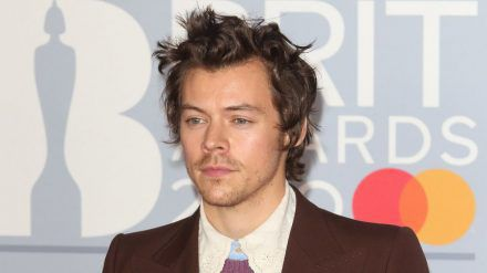 Harry Styles bei den Brit Awards 2020 in London. (ncz/spot)