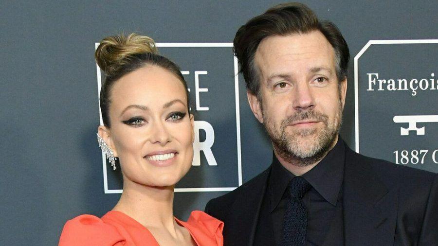 Olivia Wilde und Jason Sudeikis im Januar 2020 bei einer Preisverleihung. (cam/spot)