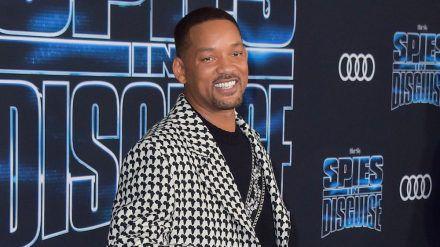 "Will Smith hatte gleich doppelten Anlass zur Freude bei den ""People's Choice Awards"". (stk/spot)"