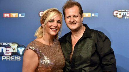 Jens und Daniela Büchner gaben sich im Juni 2017 das Jawort. (dr/spot)