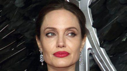 Angelina Jolie vor einem Jahr in London (mia/spot)