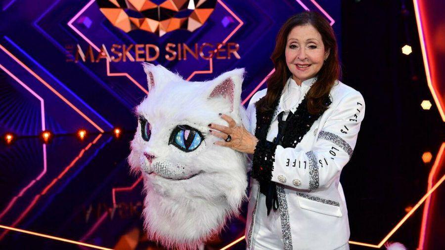 """Vicky Leandros verbarg sich bei """"The Masked Singer"""" im Katzen-Kostüm. (amw/spot)"""