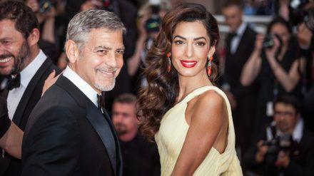 George und Amal Clooney sind seit 2014 verheiratet (rto/spot)